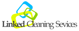 Linked Cleaning Services Logo